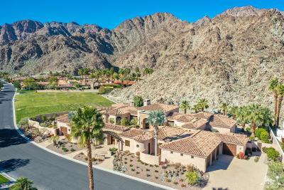 Enclave Mountain Est Single Family Home For Sale: 77470 Loma Vista