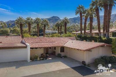Rancho Mirage Condo/Townhouse Contingent: 70280 Camino Del Cerro
