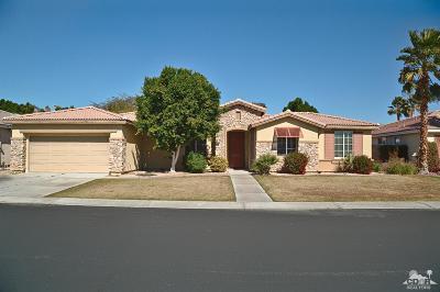 Indio Single Family Home For Sale: 82730 Cota Drive