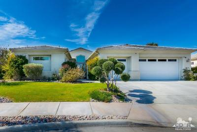 Rancho Mirage Single Family Home Contingent: 19 Napoleon Road