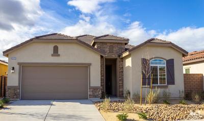 FourSeasonsTerraLago Single Family Home For Sale: 85437 Campana Avenue