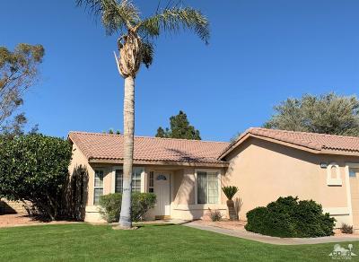 Indio Single Family Home For Sale: 82550 Delano Drive
