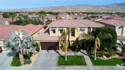 Indio Single Family Home For Sale: 81882 Via Parco Drive
