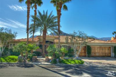 La Quinta Single Family Home For Sale: 78855 Pina