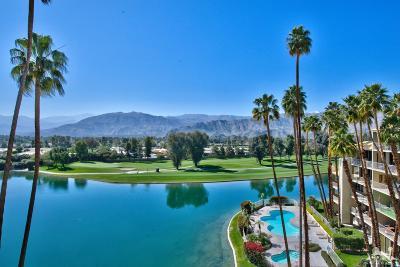 Rancho Mirage Condo/Townhouse For Sale: 899 Island Drive #603