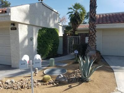 Cathedral City Condo/Townhouse For Sale: 68515 Paseo Soria