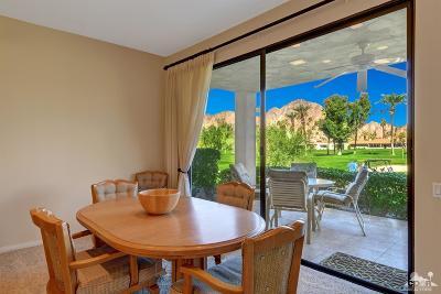 La Quinta Condo/Townhouse For Sale: 78026 Lago Drive