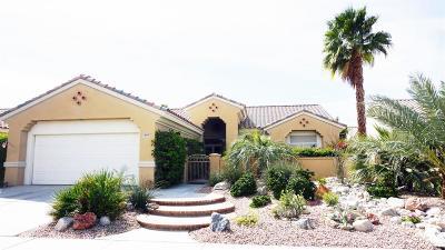 Single Family Home For Sale: 78449 Palm Tree Avenue