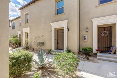 Palm Desert Condo/Townhouse Sold: 116 Paseo Bravo