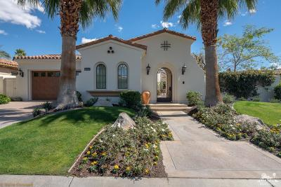 Indian Wells Single Family Home For Sale: 76357 Via Chianti