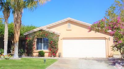 Indio Single Family Home For Sale: 81078 Portola Circle
