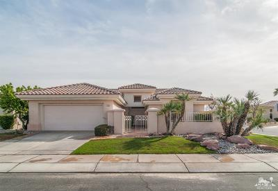 Sun City Single Family Home Sold: 78299 Moongold Road