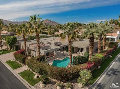 La Quinta Single Family Home Sold: 79200 Fox Run