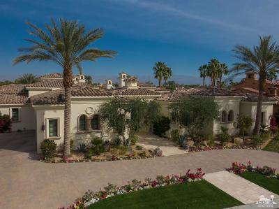 Single Family Home Contingent: 80690 Via Montecito
