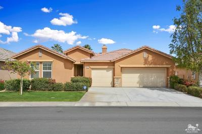 Indio Single Family Home For Sale: 82550 Yeager Way