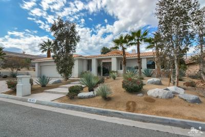 Palm Desert Single Family Home For Sale: 48571 N View Drive
