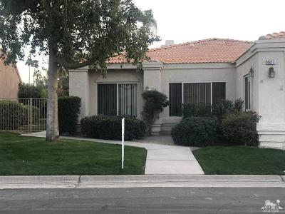 La Quinta Single Family Home Contingent: 48211 Vista De Nopal