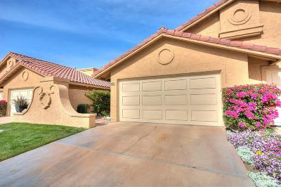 Palm Desert Condo/Townhouse Sold: 41034 E Woodhaven Drive East