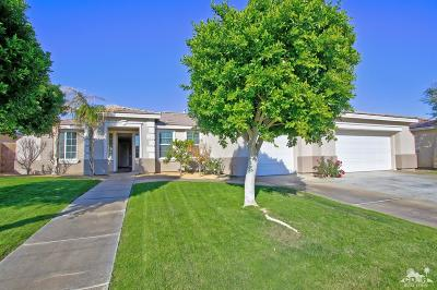 Indio Single Family Home For Sale: 82876 Tyler Court