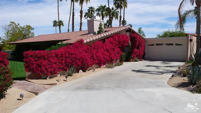 Palm Desert Single Family Home For Sale: 72950 Somera Road