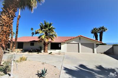 Palm Desert Single Family Home For Sale: 73526 Little Bend Trail