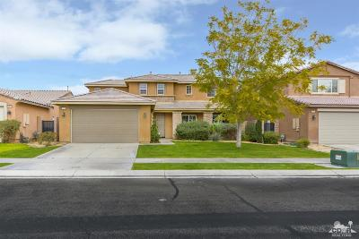 Indio Single Family Home For Sale: 84684 Lago Breeza Drive