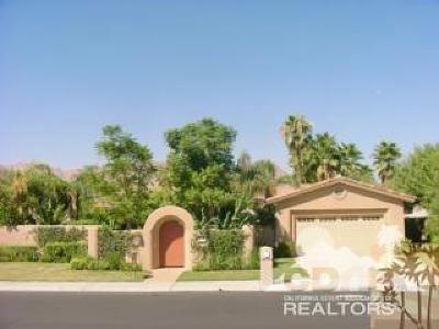 Palm Desert, Indio, La Quinta, Indian Wells, Rancho Mirage, Bermuda Dunes Single Family Home For Sale: 49305 Rio Arenoso