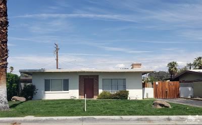 Palm Desert Single Family Home Sold: 74100 De Anza Way