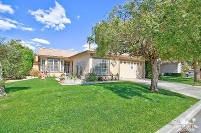 Indio Single Family Home Contingent: 82362 Cochran Drive
