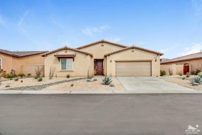 Indio Single Family Home For Sale: 42196 Olympus Drive