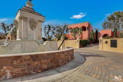 Rancho Mirage Single Family Home For Sale: 18 Via Condotti