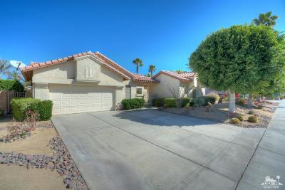 Indio Single Family Home Contingent: 80160 Barcelona Avenue