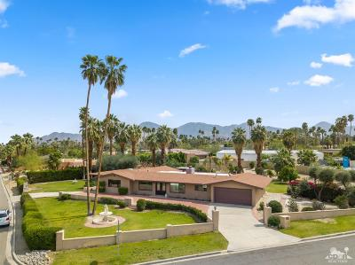 Palm Desert Single Family Home Contingent: 73033 Joshua Tree Street