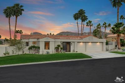 Palm Desert Single Family Home For Sale: 48286 Monterra Circle East