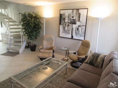 Palm Desert Condo/Townhouse Sold: 72986 Ken Rosewall Lane