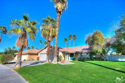 La Quinta Single Family Home For Sale: 44210 Calico Circle