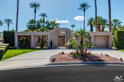 Indian Wells Single Family Home Contingent: 75473 Stardust Lane