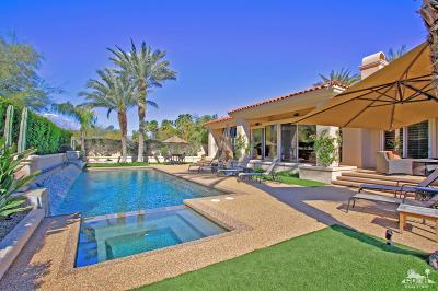 Rancho Mirage Single Family Home For Sale: 250 Loch Lomond Road