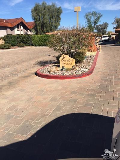 Palm Springs Condo/Townhouse For Sale: 1050 E Ramon Road #34