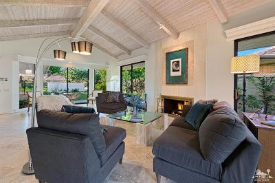 Rancho Mirage Single Family Home For Sale: 27 Mayfair Drive