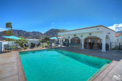 La Quinta Single Family Home For Sale: 53835 Avenida Diaz