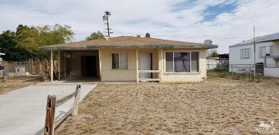 Blythe Single Family Home For Sale: 17542 Blythe Way