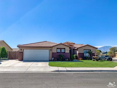 Indio Single Family Home For Sale: 83775 Tierra Court