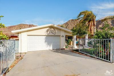 La Quinta Single Family Home For Sale: 54190 Avenida Martinez