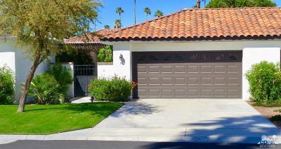Rancho Mirage Condo/Townhouse For Sale: 46 San Sebastian Drive