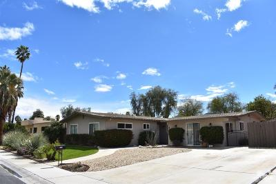 Palm Desert Single Family Home For Sale: 74255 Aster Drive
