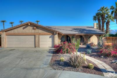 Indio Single Family Home For Sale: 81958 Paseo Real Avenue