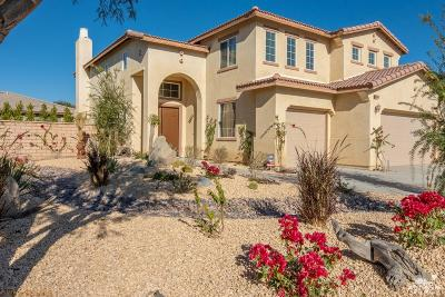 Indio Single Family Home For Sale: 80064 Calder Drive
