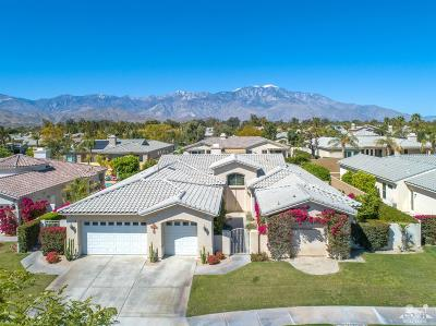Rancho Mirage Single Family Home Contingent: 3 Yorkshire Court