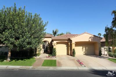 La Quinta Single Family Home For Sale: 80896 Bellerive